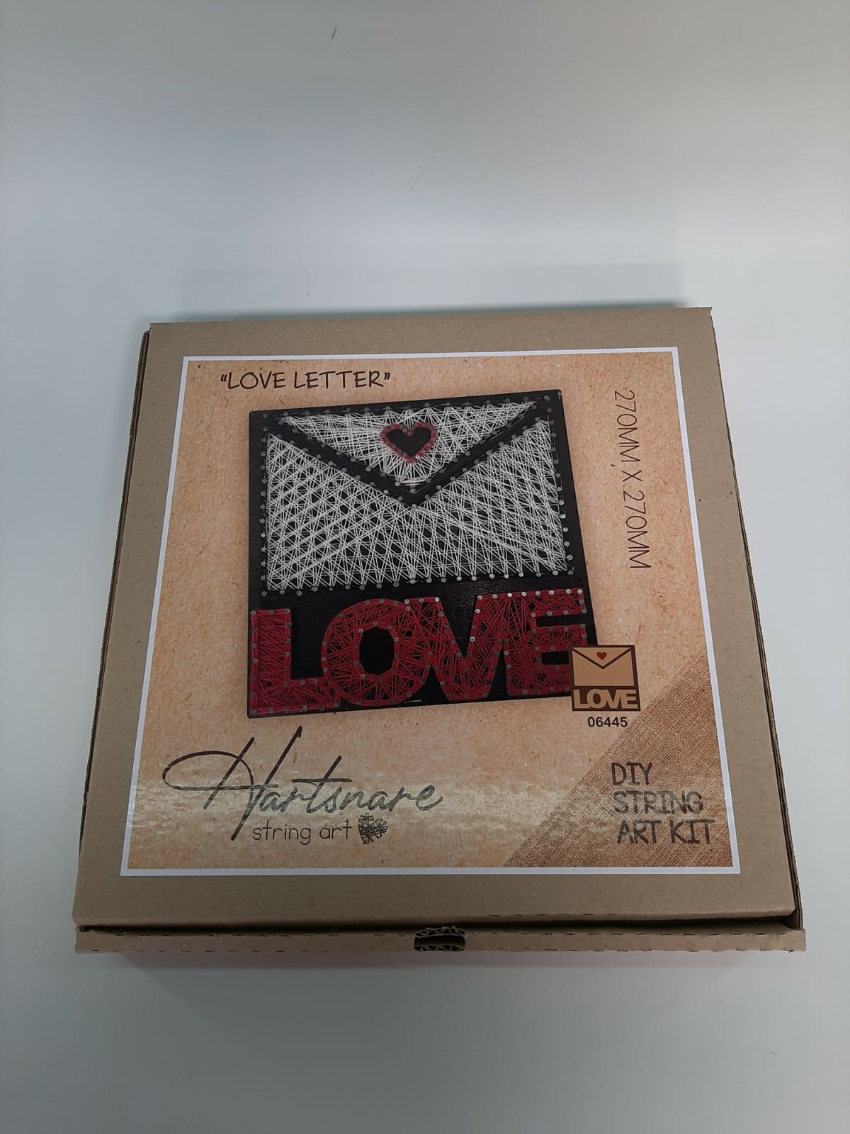 Hartsnare - Love Letter 270mmx270mm
