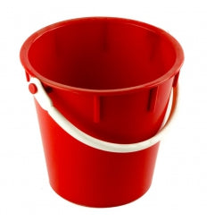 Bucket - Heavy Duty - Red