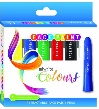 Paint Face 50ml Assorted colours