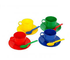 Kitchen Cups & Saucers
