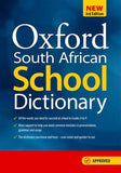 Book SA School Dictionary 3rd Edition - Oxford