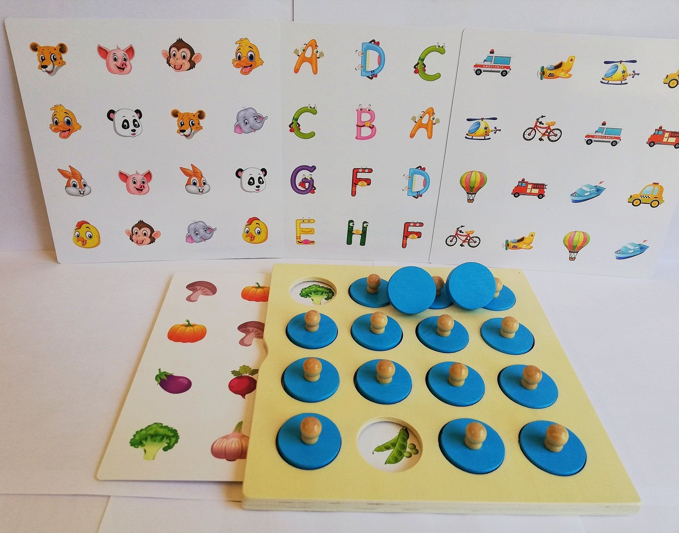 Memory Game Play Board
