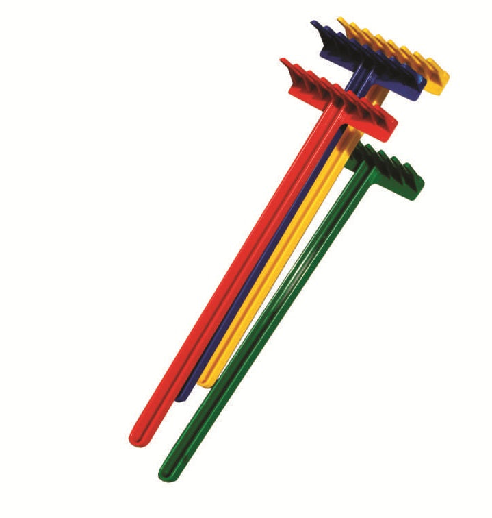 Rake Plastic Assorted colours