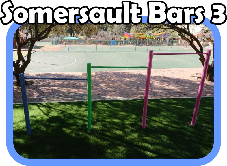 Somersault Bars 3, (courier costs do not apply contact for quotation)