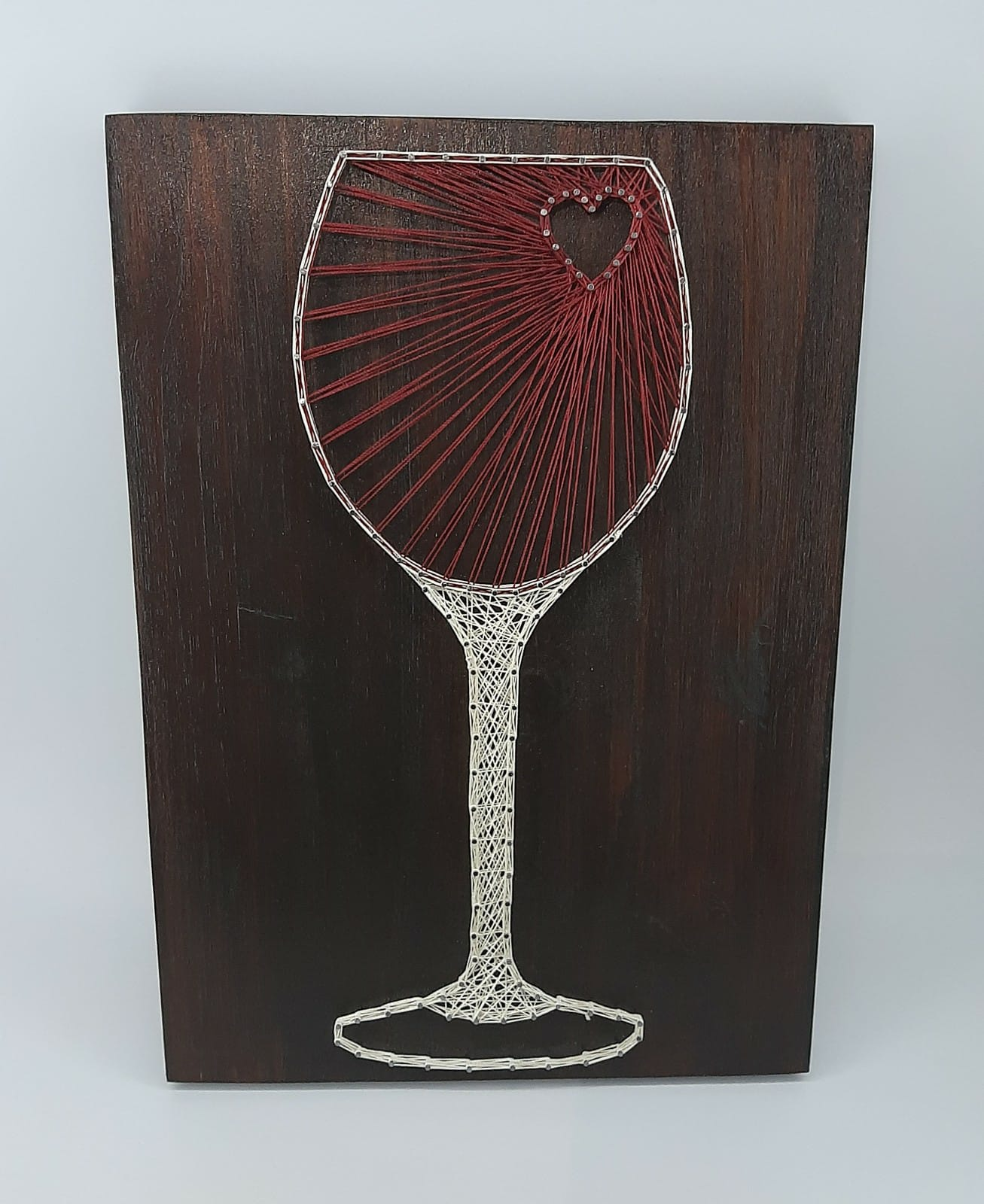 Hartsnare - Wine Glass Cloud 270mmx380mm