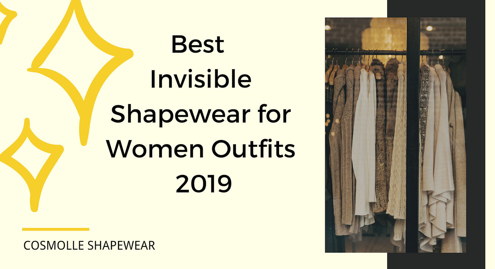 Best Invisible Shapewear for Women Outfits 2019