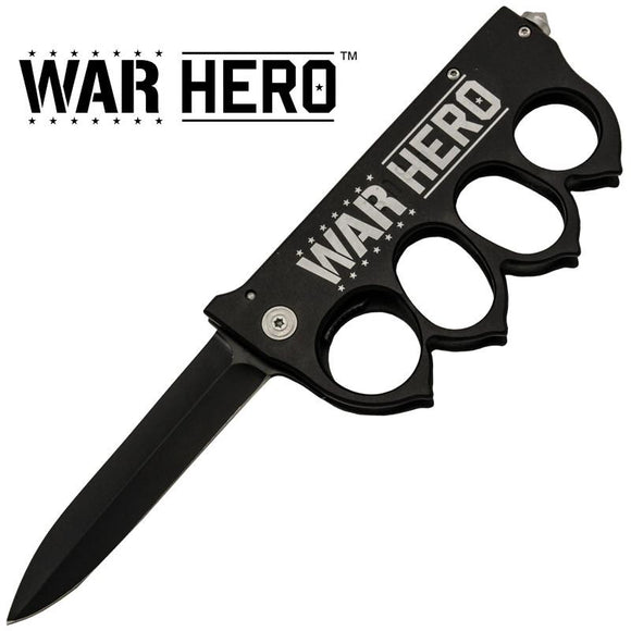War Hero Knife Trigger Action Folder