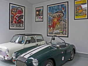 Classic Car Collection : Poster Installation