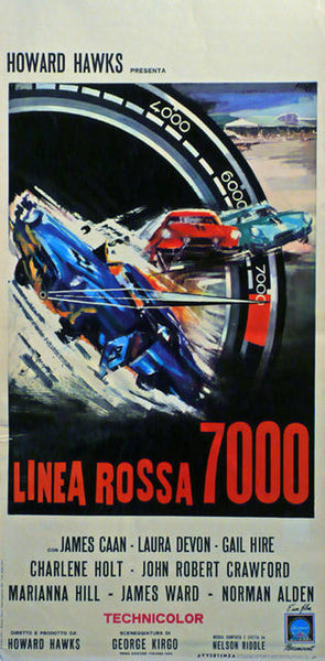 Red Line 7000  Italy 1966