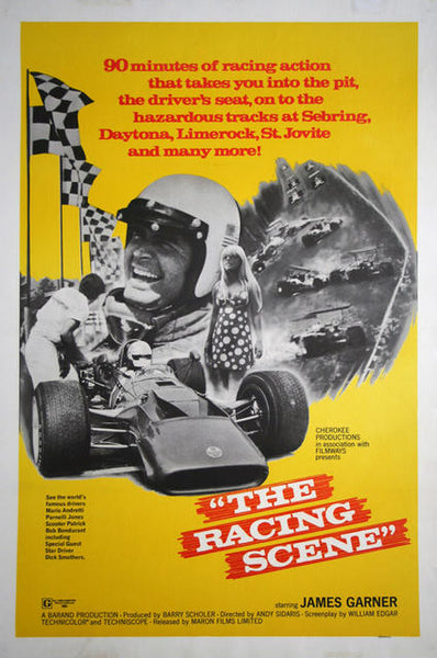 The Racing Scene  USA 1969