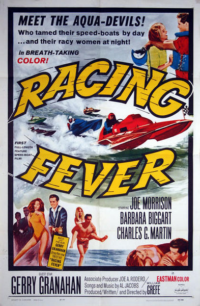 Racing Fever  USA 1964