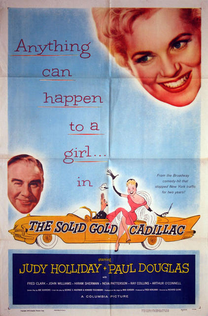 The Solid Gold Cadillac  USA 1956