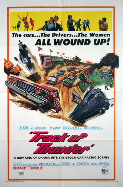 Track Of Thunder  USA 1967