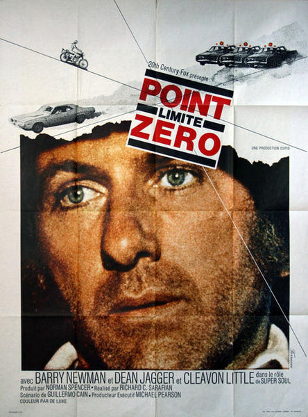 Vanishing Point  France 1971