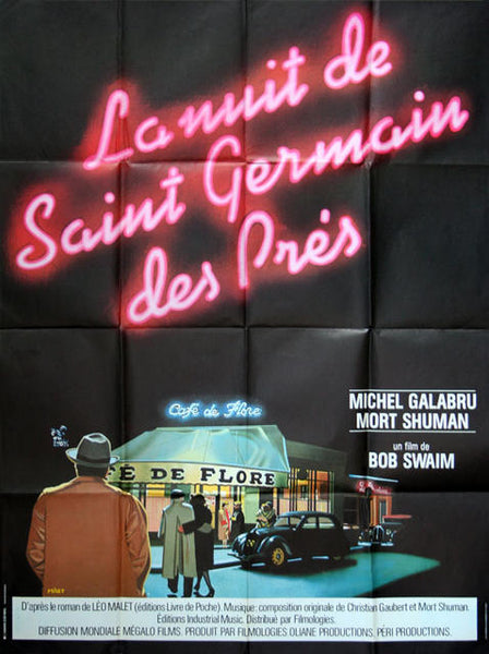 La Nuit de Saint Germain des Pres  France 1977