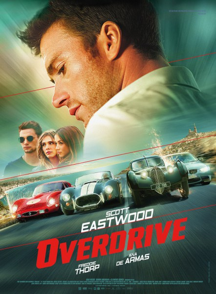 Overdrive Original Movie Poster France 2017