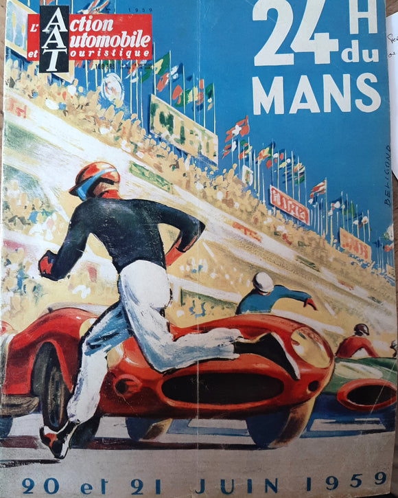 Vintage Motoring, Racing & Aviation Magazines