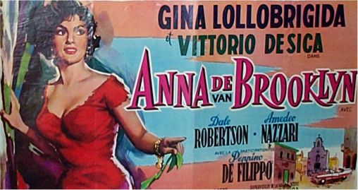 Anna of Brooklyn  Italy 1958