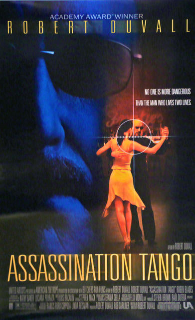 The Assassination Tango  USA 2002