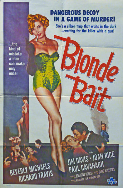 Blonde Bait  USA 1956