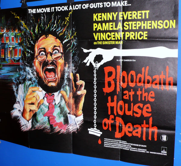 Bloodbath in the House of Death, Kenny Everett, 1984