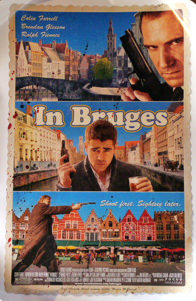 In Bruges, US Original Movie Poster 2008