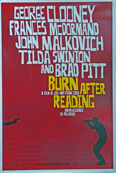 Burn After Reading  USA 2008