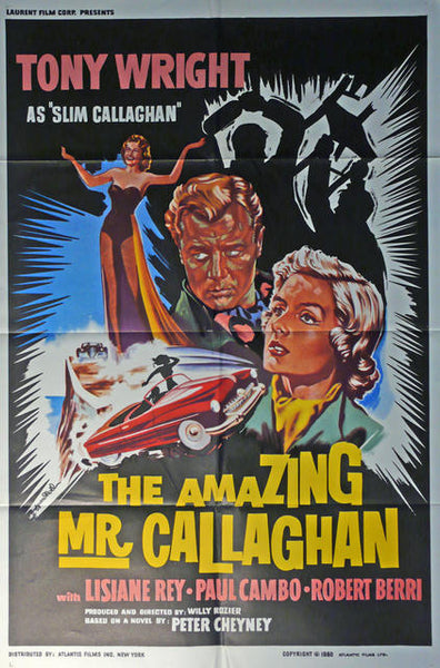 The Amazing Mr. Callaghan  USA 1960