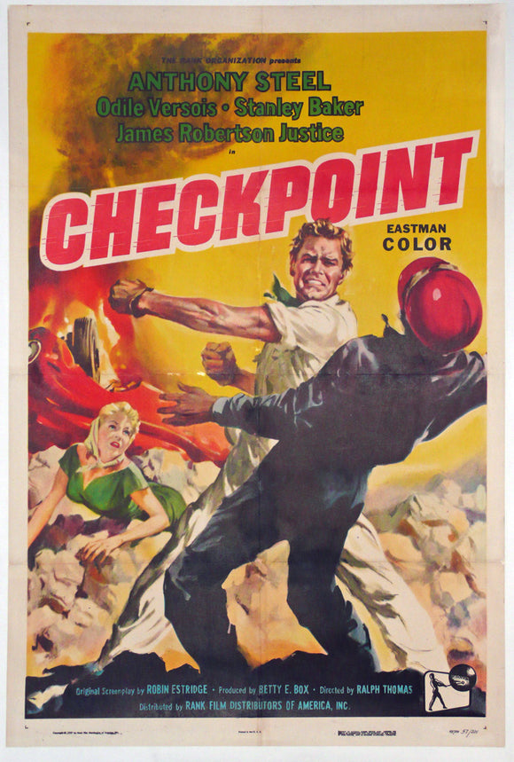 Checkpoint, 1957