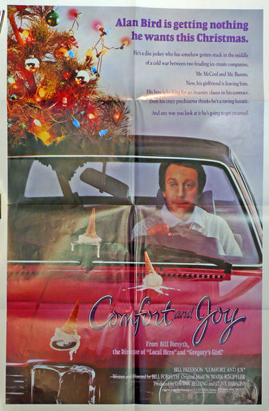 Comfort and Joy  USA 1984