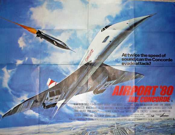 Airport 80 - The Concorde