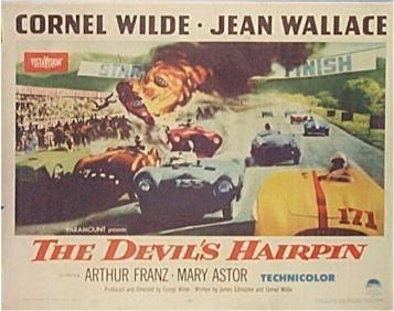 The Devil's Hairpin  USA 1957