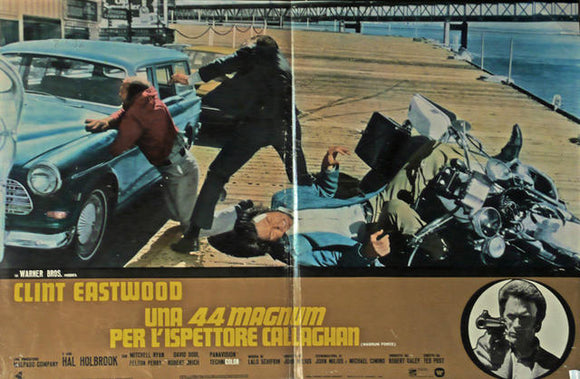 Magnum Force  Italy 1973