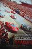 The 24 Hour War - Le Mans, Ferrari, Ford - Original US Movie Poster, 2016