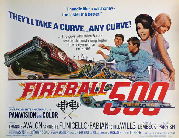 Fireball 500  USA 1966