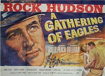 Gathering of Eagles (A)  UK 1963, Original Quad
