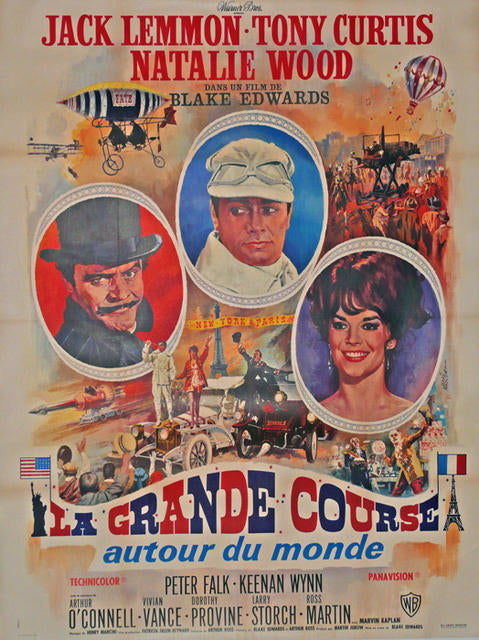 The Great Race  France 1965