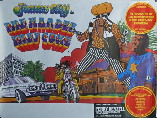 The Harder They Come  Jamaica 1972