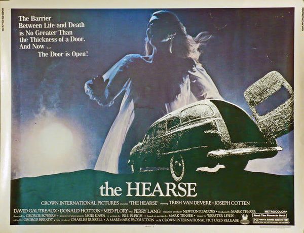 The Hearse  USA 1980