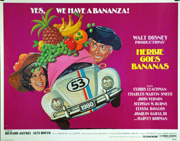 Herbie Goes Bananas  USA 1980