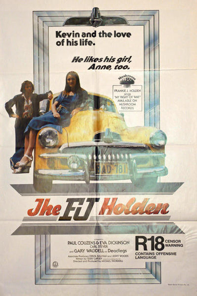 The F.J. Holden  Australia 1977