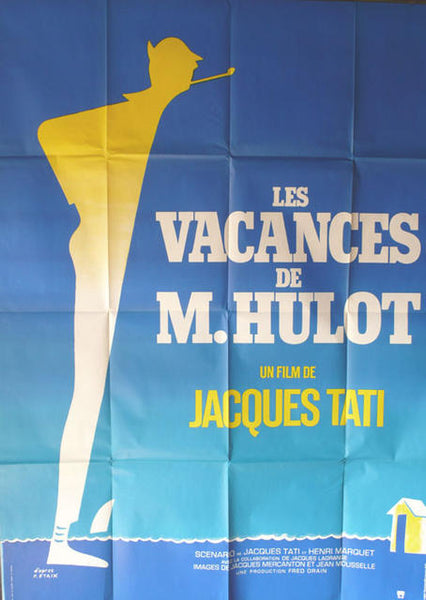 Monsieur Hulot\'s Holiday  France 1970