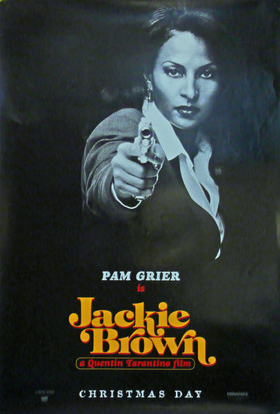Jackie Brown  USA 1997 Pam Grier