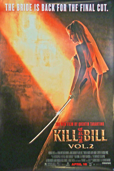 Kill Bill - Volume 2  USA 2004