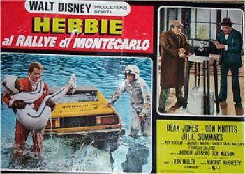 Herbie Goes to Monte Carlo  Italy 1977