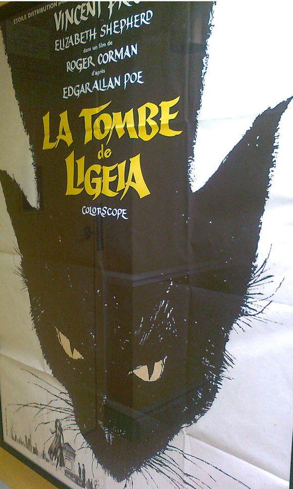 La Tombe de Ligeia, France 1964