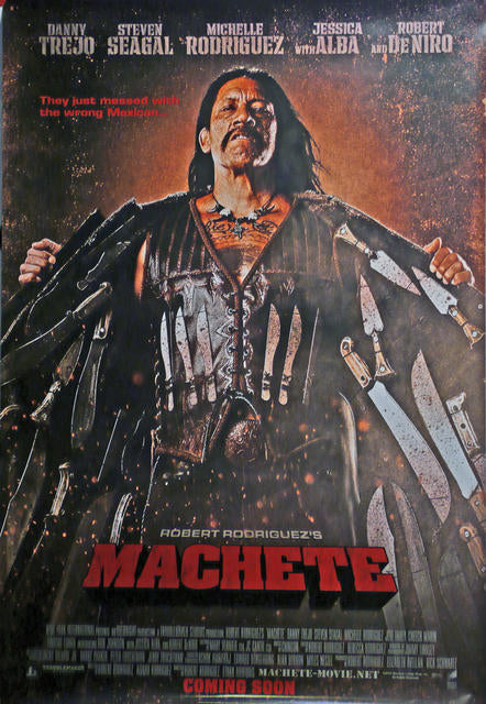 Machete  USA 2010