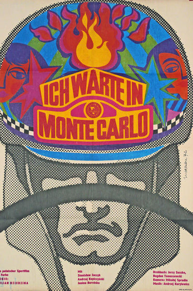 Monte Carlo East Germany 1972