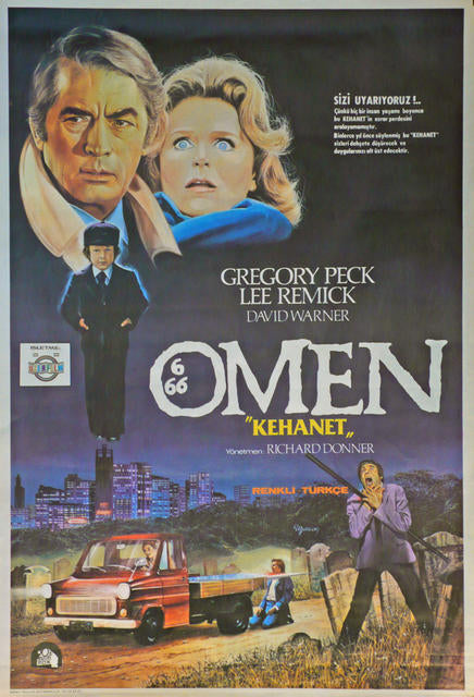 The Omen  Turkey 1976