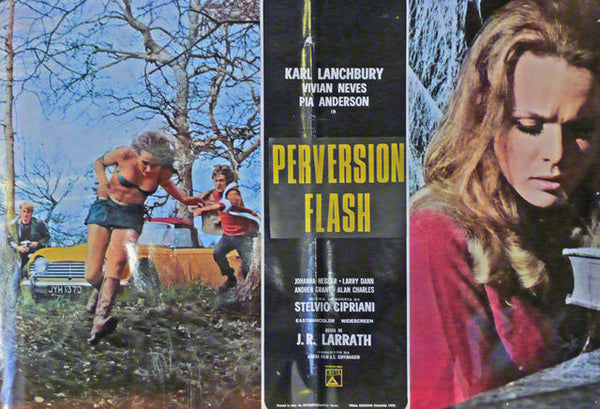 Perversion Flash  Italy 1970